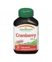 Jamieson Cranberry Vegetarian Capsules
