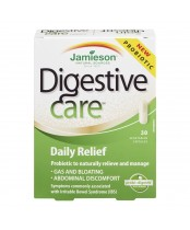 Jamieson Digestive Care Daily Relief Probiotic Capsules