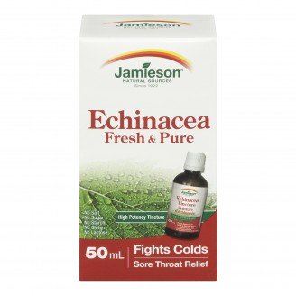 Jamieson Echinacea Fresh & Pure Tincture Extract