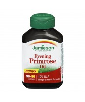 Jamieson Evening Primrose Oil 500 mg Bonus Pack