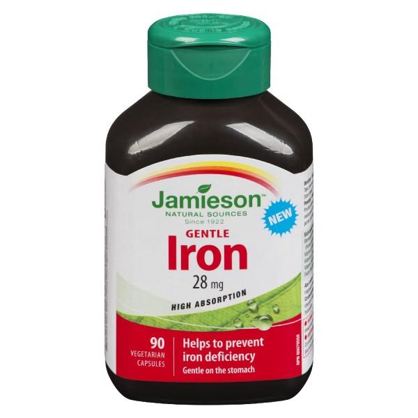 Buy Jamieson Gentle Iron In Canada Free Shipping