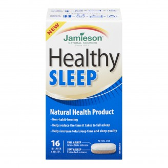Jamieson Healthy Sleep Caplets