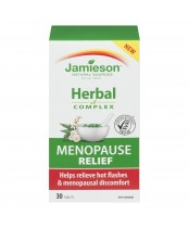 Jamieson Herbal Complex Menopause Relief