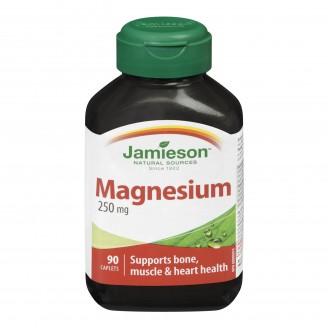 Jamieson High Potency Magnesium 250 mg