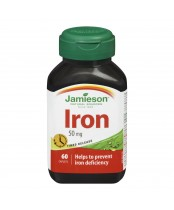 Jamieson Iron 50 mg Timed Release