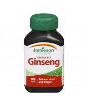 Jamieson Korean Red Ginseng 275 mg