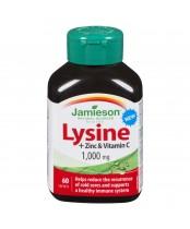 Jamieson Lysine+Zinc & Vitamin C