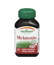 Jamieson Melatonin 3 mg Fast-Dissolving Tablets