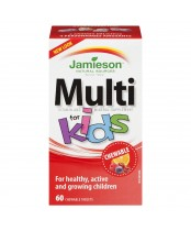 Jamieson Multi Vitamin Chewable For Kids