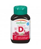 Jamieson Natural Wild Cherry D3