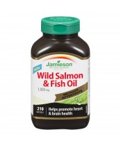 Jamieson Wild Salmon & Fish Oil