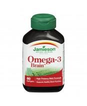 Jamieson Omega -3 Brain 1000 mg