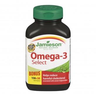 Jamieson Omega-3 Select 1000 mg Bonus Pack