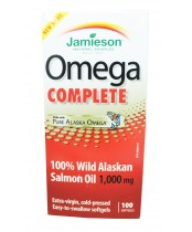 Buy jamieson omega 3 select 1000 mg bonus pack in canada for Does fish oil cause diarrhea