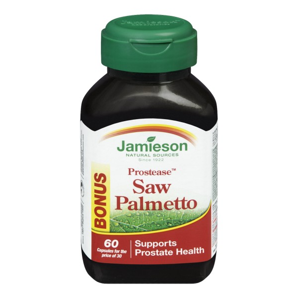 Prostease saw palmetto complex