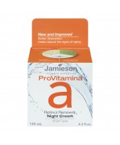 Jamieson Provitamina A Retinol Renewal Night Cream