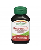 Jamieson Resveratrol Red Wine Extract