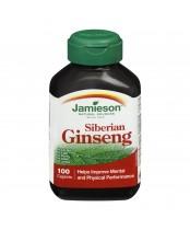 Jamieson Siberian Ginseng 650 mg