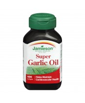 Jamieson Super Garlic Oil 1500mg