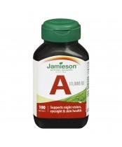 Jamieson Vitamin A 10,000 IU