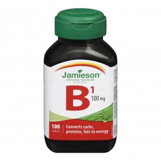Jamieson Vitamin B1 100 mg (Thiamine)