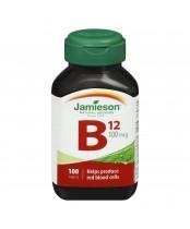 Jamieson Vitamin B12 100 mcg (Cobalamin)