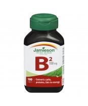 Jamieson Vitamin B2 100 mg (Riboflavin)
