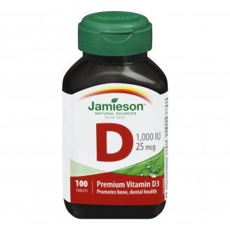 Jamieson Vitamin D 1000 IU
