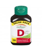 Jamieson Vitamin D Value Pack