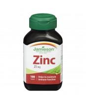 Jamieson Zinc 25 mg