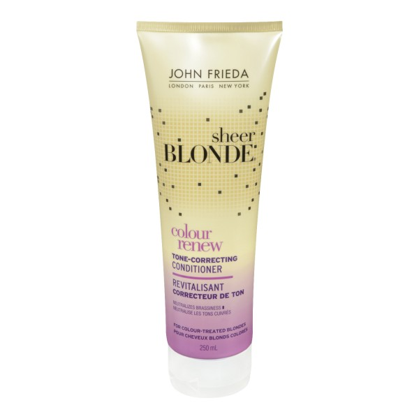 Buy John Frieda Sheer Blonde Colour Renew Tone Correcting