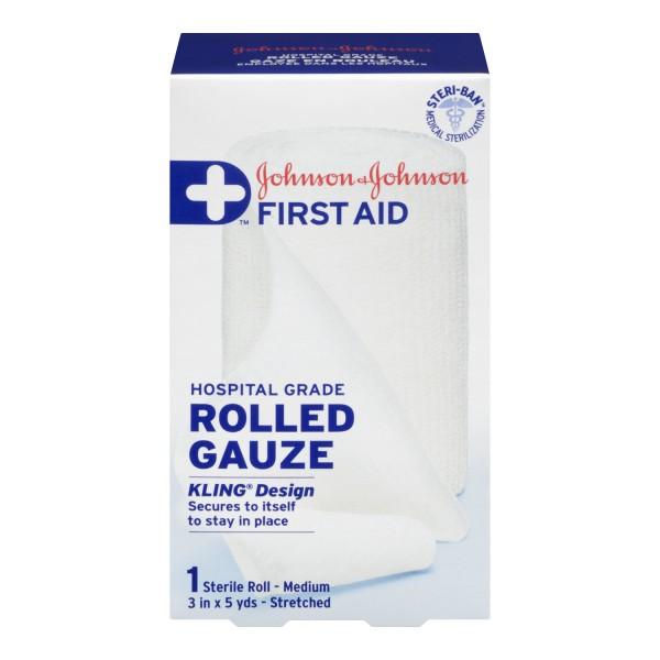 Buy Johnson Amp Johnson First Aid Kling Rolled Gauze Bandage