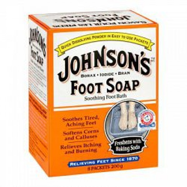 Buy Johnson S Foot Soap In Canada Free Shipping