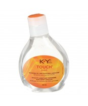 K-Y 2 In 1 Warming Oil and Lubricant