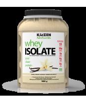 Kaizen Natural Isolate New Zealand Whey Protein Isolate Powder