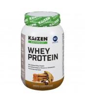 Kaizen Naturals Caramel Chocolate Chip Whey Protein