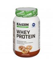 Kaizen Naturals Cinnamon Bun Whey Protein