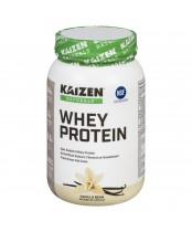 Kaizen Naturals Vanilla Bean Whey Protein