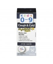 Kids 0-9 Cough & Cold Nighttime Formula