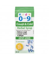 kids 0-9 Cough & Cold