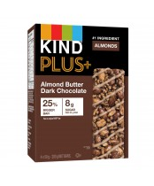 KIND Plus Almond Butter Dark Chocolate