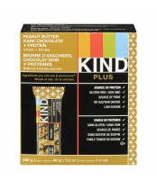 Kind Plus Peanut Butter and Dark Chocolate + Protein Nut Bar