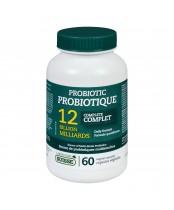 Laboratoire Suisse Probiotic Daily Formula Vegetal Capsules