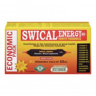 Laboratoire Suisse Swical Energy Forte Formula Vitamin and Mineral Supplement Economic Pack