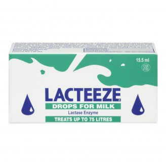 Lacteeze Drops for Milk