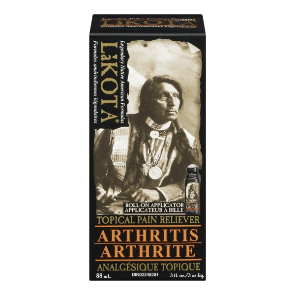 Buy Lakota Arthritis Topical Pain Reliever In Canada