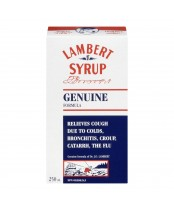 Lambert Syrup Genuine Formula Cough Syrup