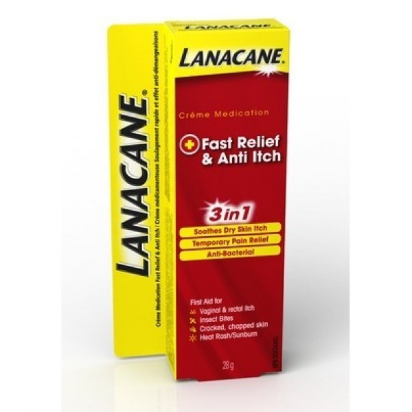 Buy Lanacane Anti Itch Creme in Canada