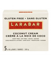 LaraBar Coconut Cream Fruit and Nut Energy Bar