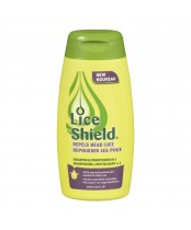 Lice Shield Shampoo and Conditioner in 1